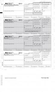 pressure seal tax form